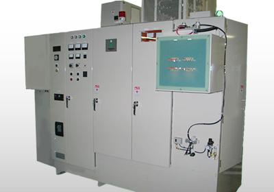 真空管式高周波発振機2